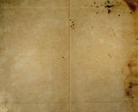 Old dirty paper texture. royalty free stock image