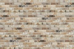 Old dirty red brick wall vector illustration