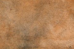 Old and Dirty Sack Texture.  Royalty Free Stock Photography