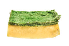 Old dirty sponge Royalty Free Stock Photography