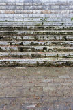 Old dirty stairs detail Stock Photos