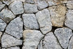 Old dirty stone wall texture Stock Photos