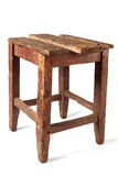 Old dirty stool Royalty Free Stock Photography