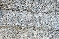 Old dirty texture, grey wall background Royalty Free Stock Photo