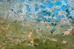 Old dirty wall background Royalty Free Stock Images