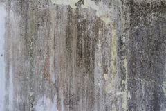 Old dirty wall. Royalty Free Stock Photo