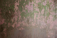 Old dirty wall. Ready for renewal Stock Photography