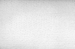Old dirty white brick wall pattern background Royalty Free Stock Images