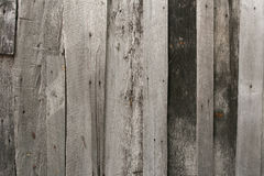Old dirty wooden wall Stock Images