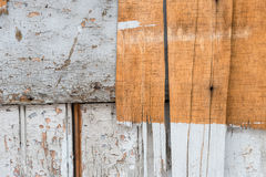 Old dirty wooden wall Stock Photos