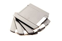 Old Disk Royalty Free Stock Photo
