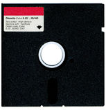 Old diskette Stock Photo
