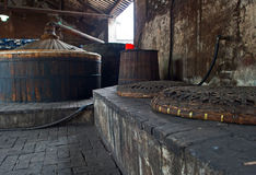 Old distillery,  China Stock Photography