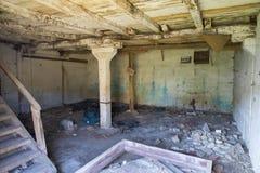 Old distillery ruins Stock Photos