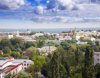 Old district  at Vladimir Stock Image