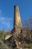 Old disused chimney Royalty Free Stock Images