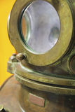 Old Diving Helmet Stock Photography