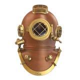 Old Diving Helmet Stock Images