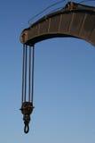 Old Dock Crane Royalty Free Stock Photos