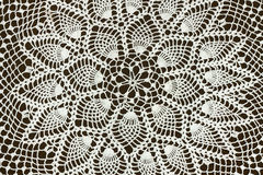 Old Doily Royalty Free Stock Photos