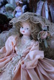 Old doll Royalty Free Stock Image