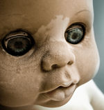 Old Doll Stock Photography