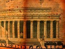 Old dollar Stock Image