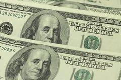 Old dollar bills Royalty Free Stock Photo