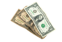 Old dollars Stock Photography