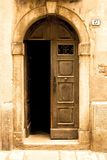 Old door Royalty Free Stock Photography