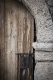 Old door Royalty Free Stock Photo