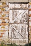 Old door. Close-up image of old door royalty free stock images