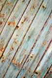 Old door. Weathered door detail Royalty Free Stock Photo