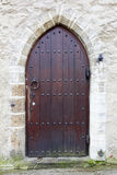 Old door arch Stock Photography