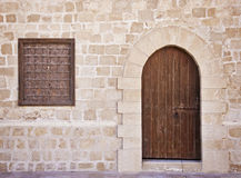 Old Door Background Stock Photos
