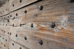 Old door background Royalty Free Stock Photography