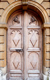 Old door background, Oxford Stock Photos
