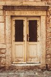 Old door in Budva Royalty Free Stock Photos