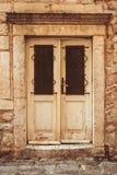 Old door in Budva Royalty Free Stock Photos