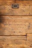 Old door detail stock photography