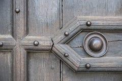 Old door detail Royalty Free Stock Photos