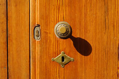 Old door Stock Photography
