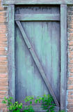 Old door Stock Photo