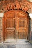 Old door in Istanbul, Turkey Royalty Free Stock Photos