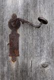 Old door knob Royalty Free Stock Images