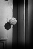 Old Door And Knob Royalty Free Stock Photography