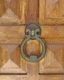 Old door knob Royalty Free Stock Photo