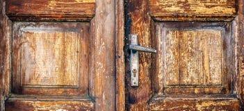 Old door knob Stock Photos