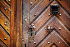 Old door knob Royalty Free Stock Photography