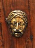 Old door knob Stock Images